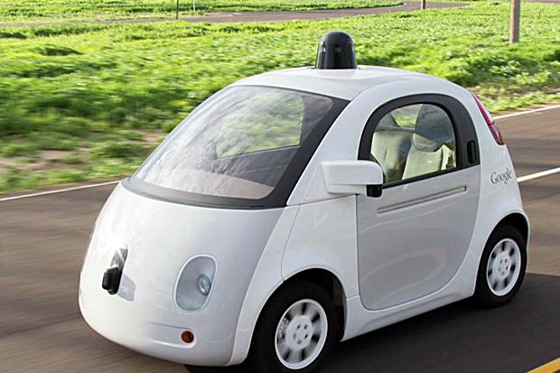 driverless car next prototype