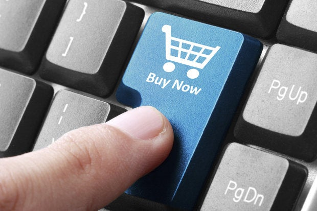 ecommerce thinkstock
