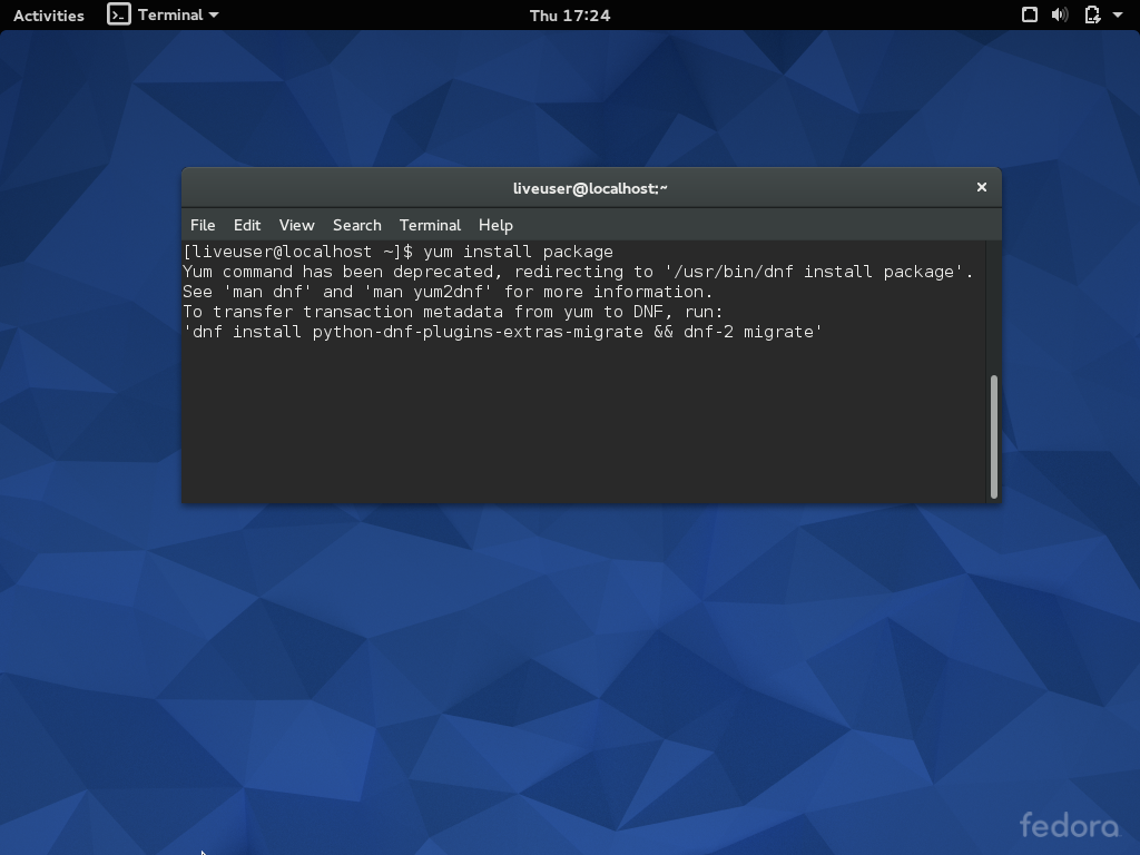 Linux Fedora 22 arrives with faster package management, new
