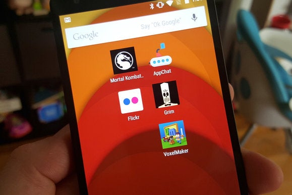Five to Try: Mortal Kombat X assaults Android, and AppChat lets you