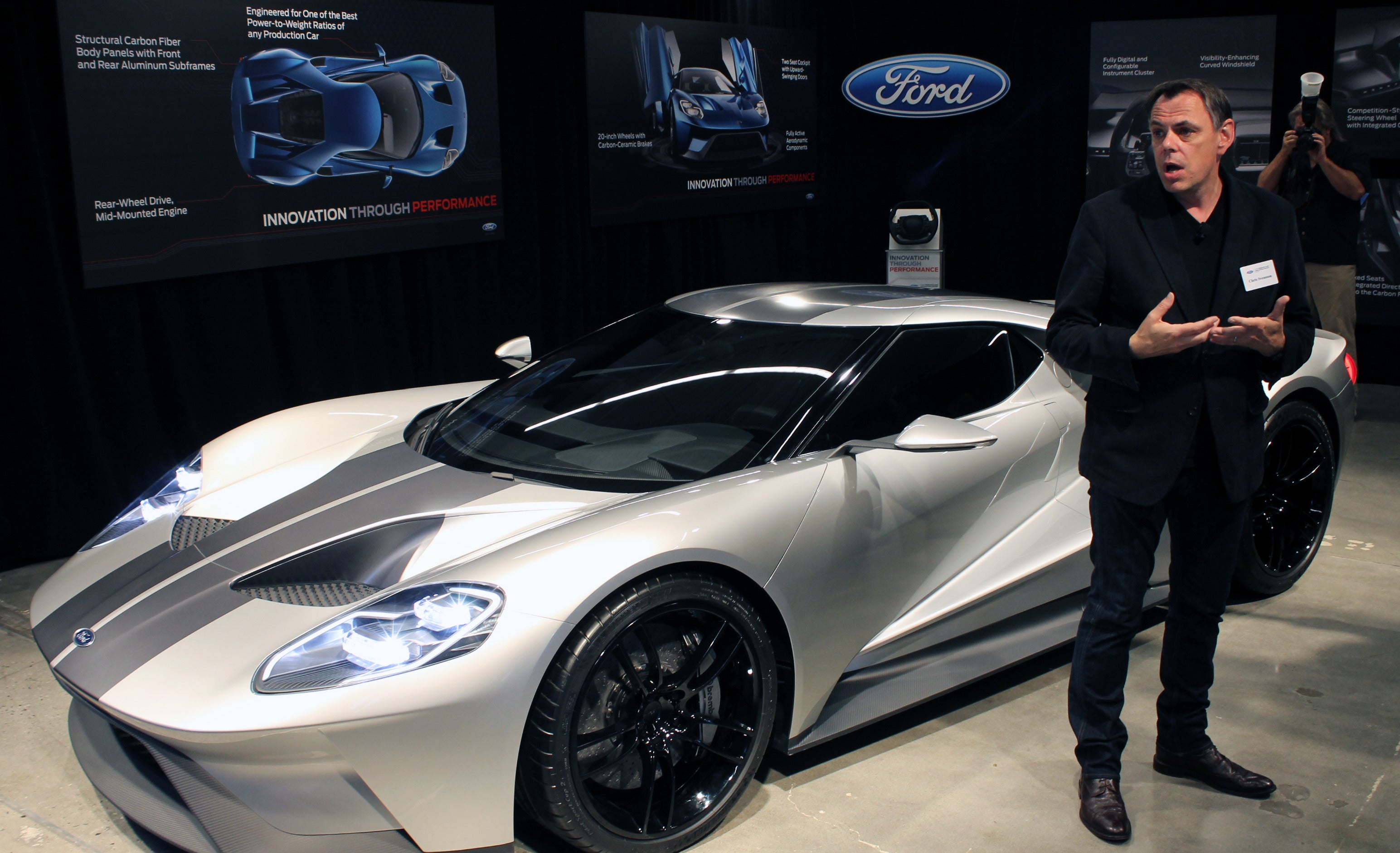 The Ford Gt Is Absolutely Sick With High Tech Innovation And You Need To Know Why