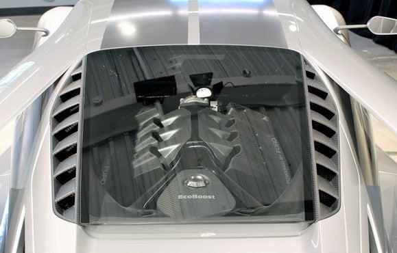 ford gt ecoboost engine