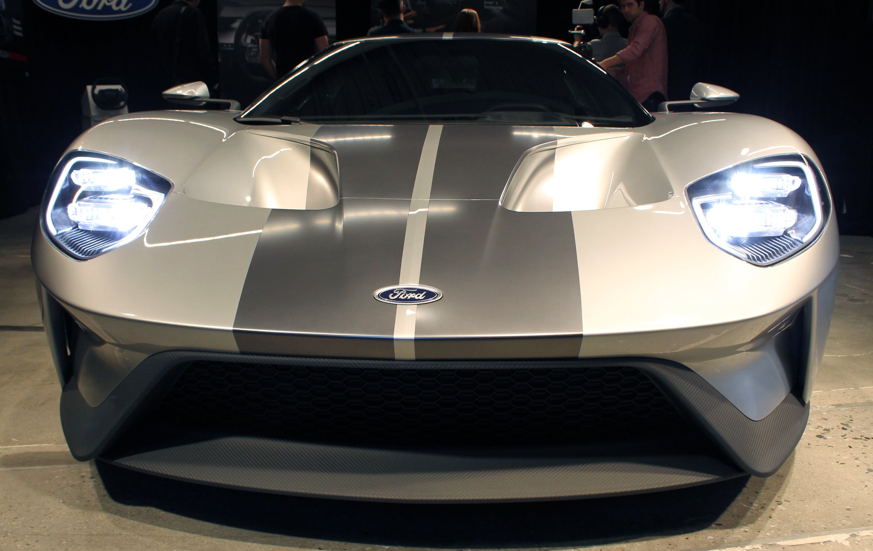 Ford Gt Nose