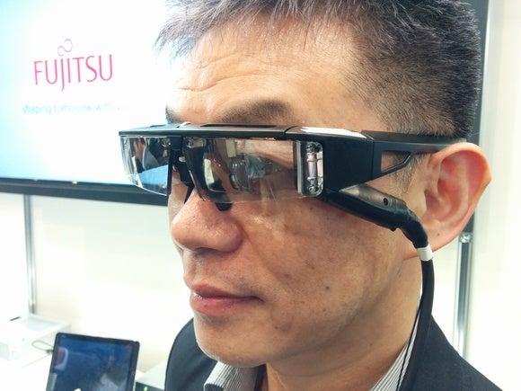 fujitsu laser eyes