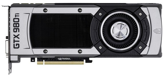 geforce gtx 980ti front