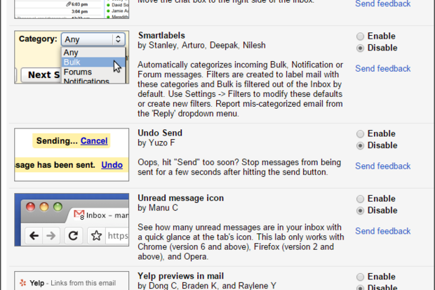 gmail secrets