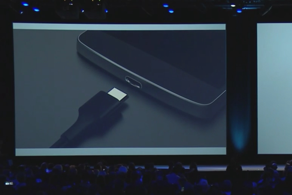 google io android m type c charge