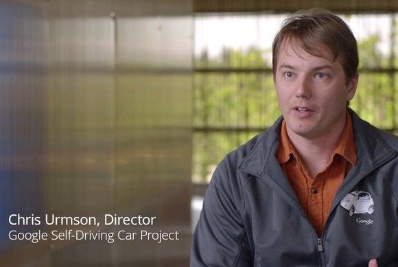 google self driving car chris urmson director may15 2015 4