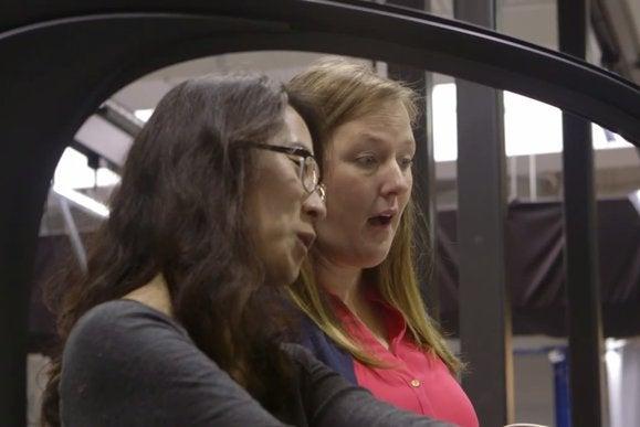 google self driving car jaime waydo and colleague may15 2015 7