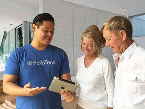 College kids to the rescue with IT support startup HelloTech