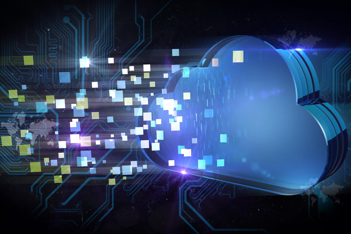 what is cloud computing how does the cloud work