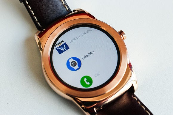 android wear launcher