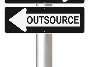 inhouse outsourcing thinkstock