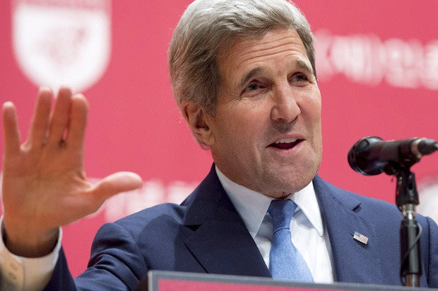 john kerry cybersecurity