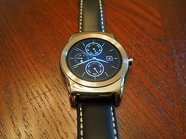 LG Watch Urbane Smartwatch