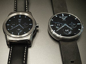 LG Watch Urbane vs Moto 360
