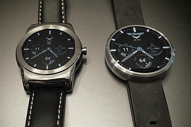 LG Watch Urbane vs Moto 360