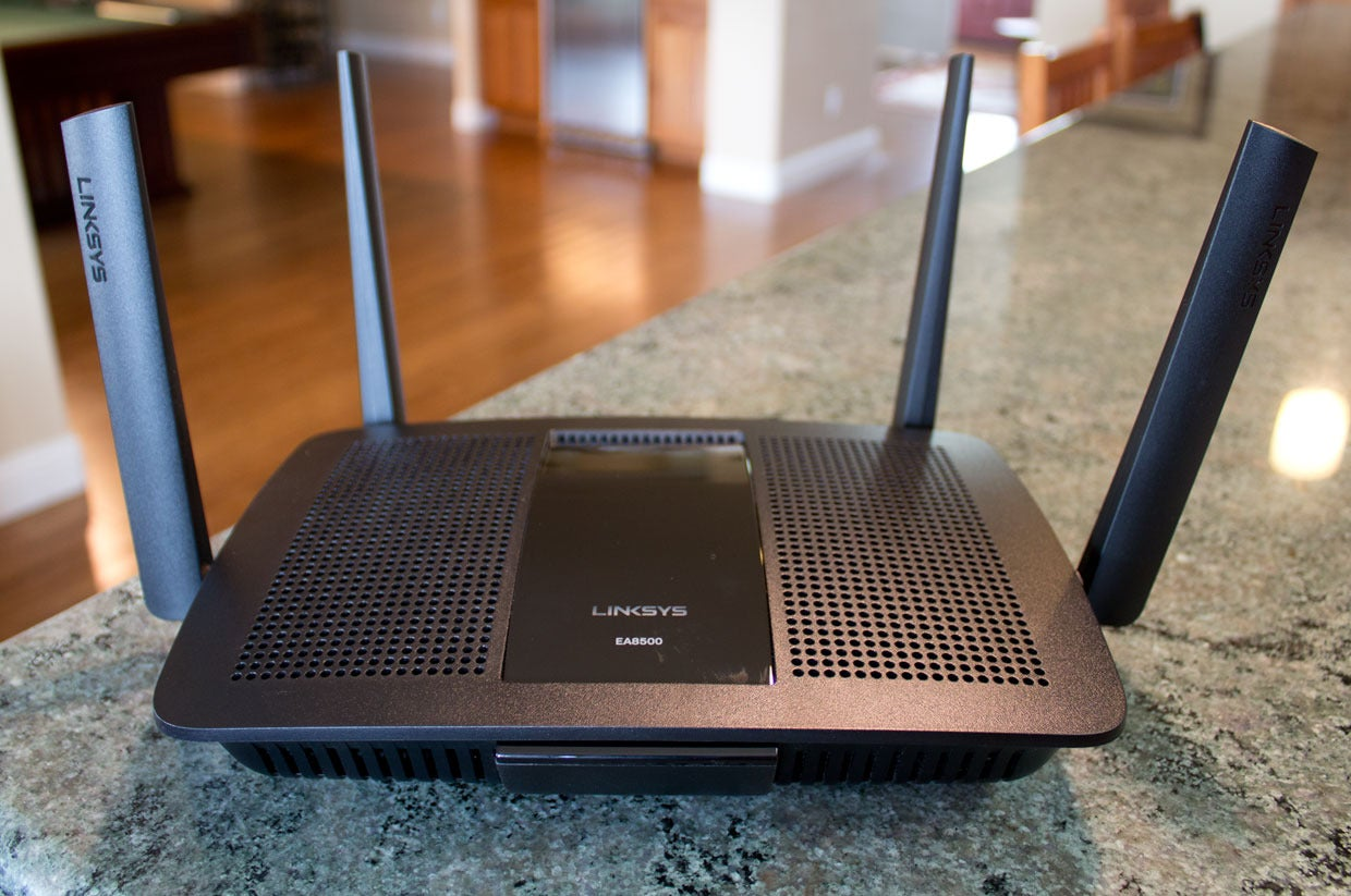 Linksys Ea8500 Wi Fi Router Review Mu Mimo Works More Or