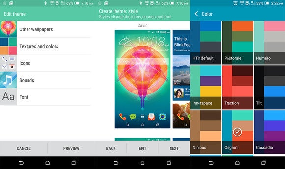m9 tips htc themes
