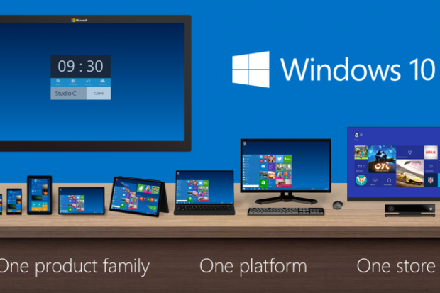 microsoft continuum from windows 10 launch