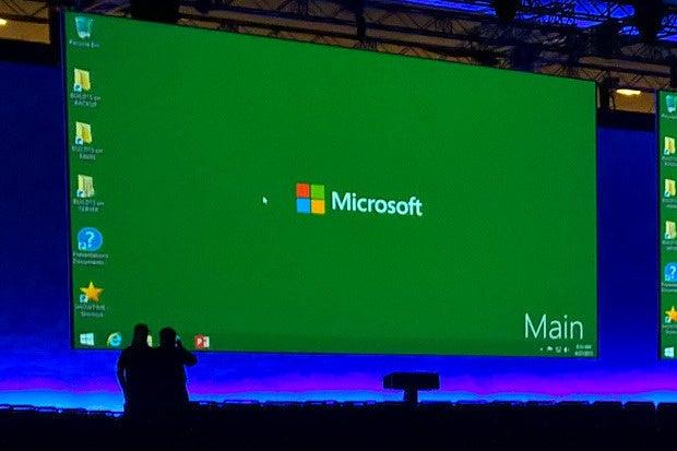 microsoft conference