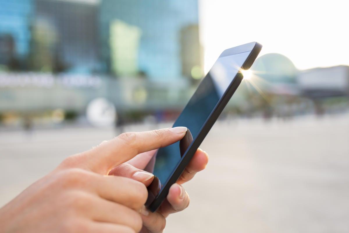 mobile job search