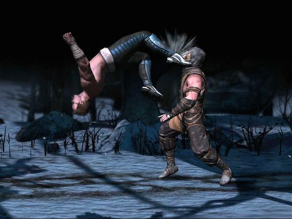 Freemium Field Test Mortal Kombat X Looks The Part But The
