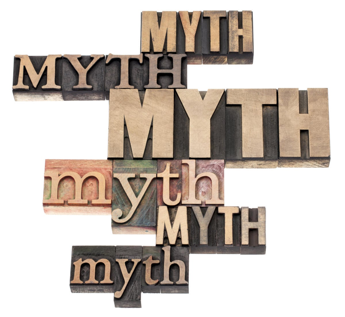 myths thinkstock