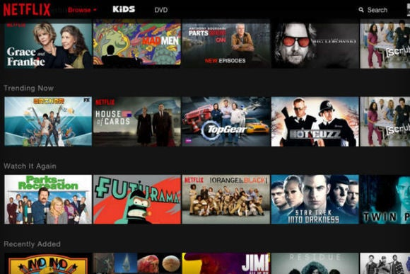 Netflix 39 s website will stop being an abomination soon - Home shows on netflix ...