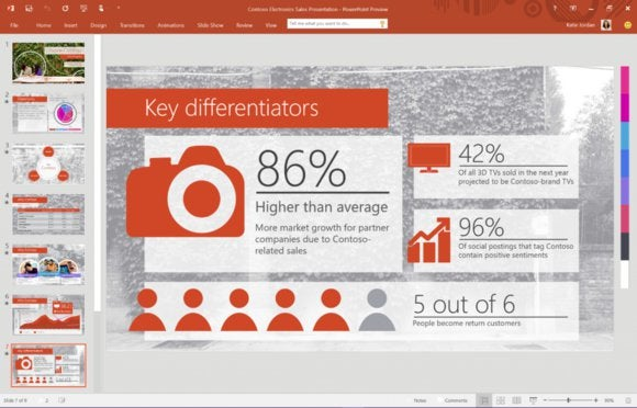 office 2016 public preview now available 1