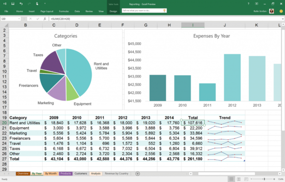 office 2016 public preview now available 2