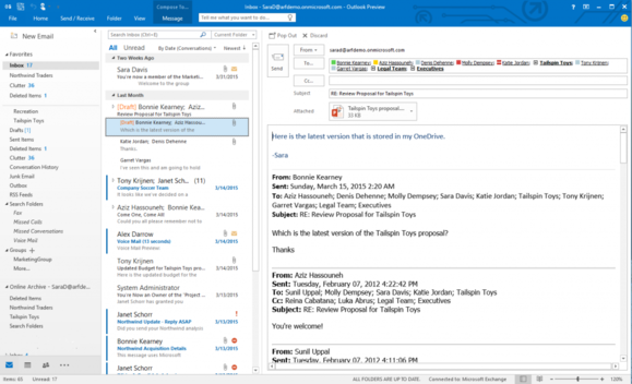 office 2016 public preview now available 3