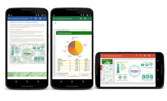 office for android phones