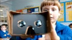 Google Expeditions gives schoolkids Google Cardboard and phones so they can go to the moon