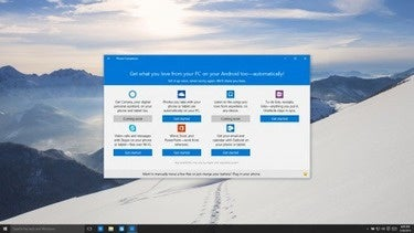 Phone Companion for Windows