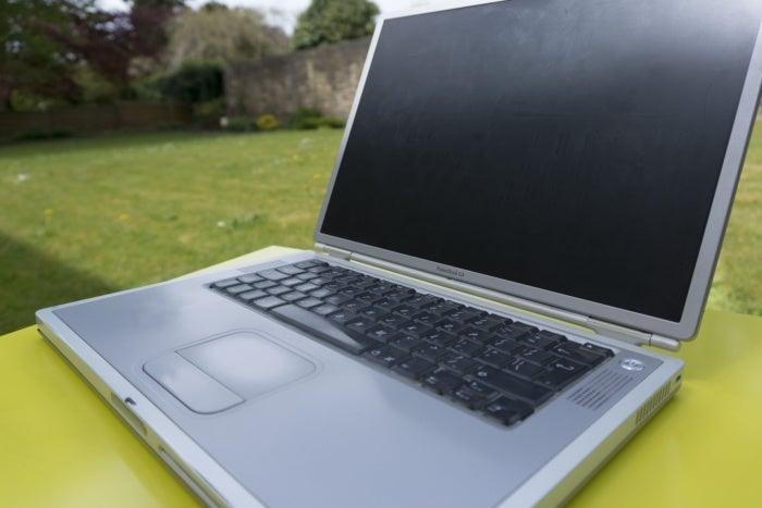 powerbook g4 titanium primary
