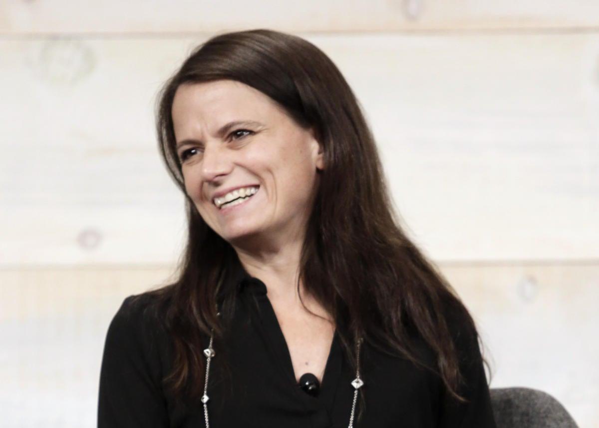Microsoft CFO Amy Hood