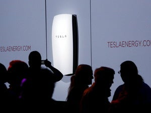 Tesla Energy Powerwall Home Battery