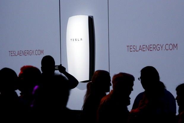Tesla Energy Powerwall Home Battery
