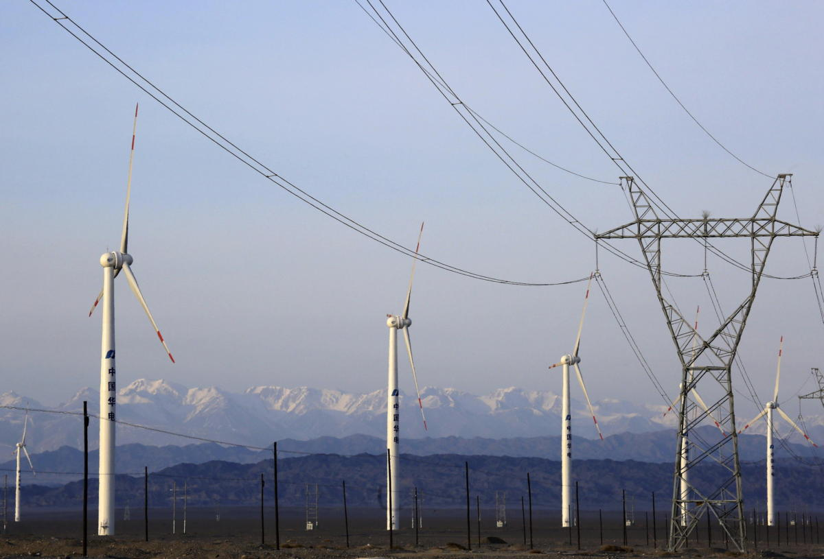 Energy Dept. wants big wind energy technology in all 50 states