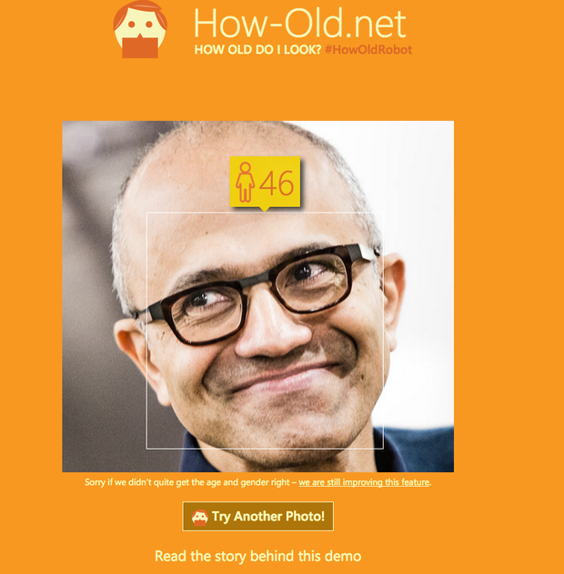 how old nadella