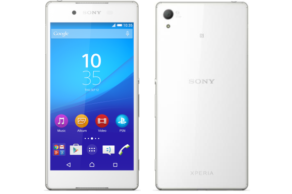 Sonyu0026#39;s flagship Xperia Z4 humbly renamed Xperia Z3+ for global launch ...