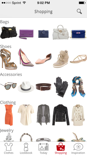 What To Wear These Clothes Manager Apps Help You Dress Better For Work Or Play Pcworld