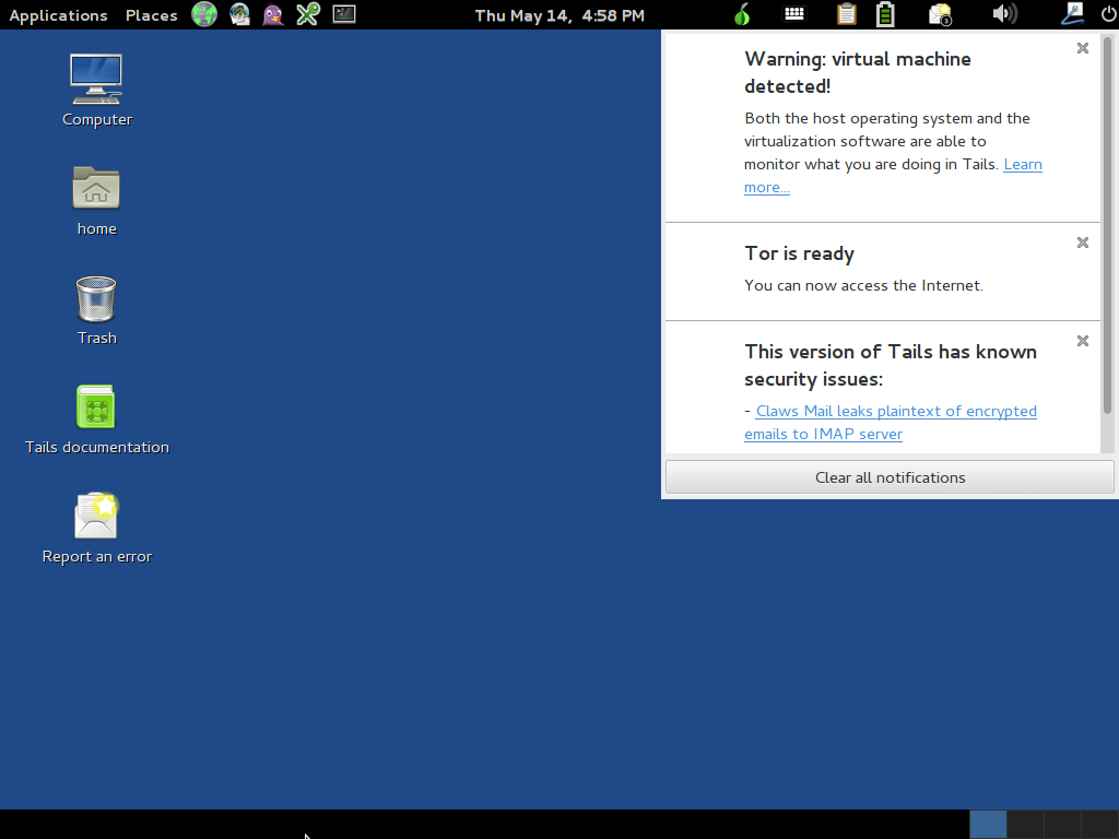 Tails 1.4 polishes up the privacy-obsessed Linux OS trusted by