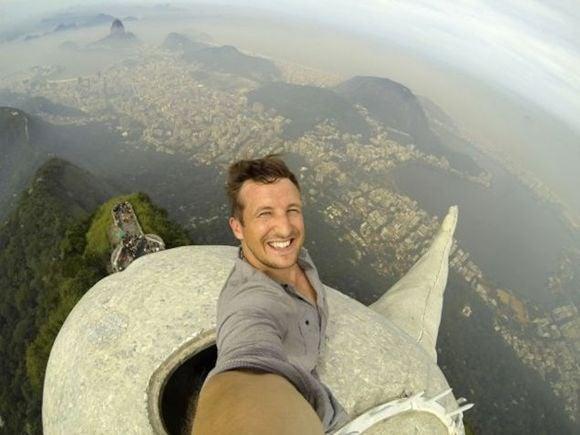 thelist selfies extreme selfie