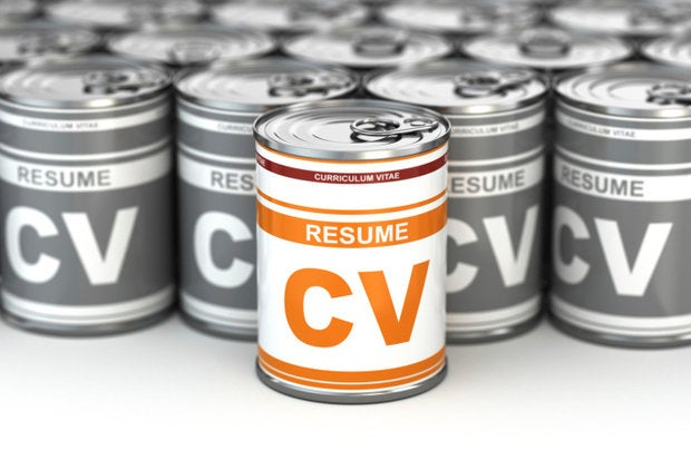 How To Overcome  Common Resume Mistakes  Cio