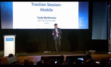 Todd McKinnon CEO of Okta