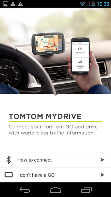 TomTom MyDrive app aims to keep dedicated GPS devices relevant | CIO