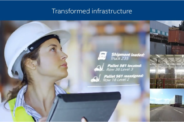 transformed infrastructure