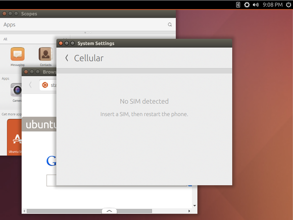 ubuntu desktop next settings